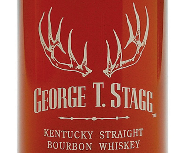 2012 George T. Stagg Kentucky Straight Bourbon Whiskey