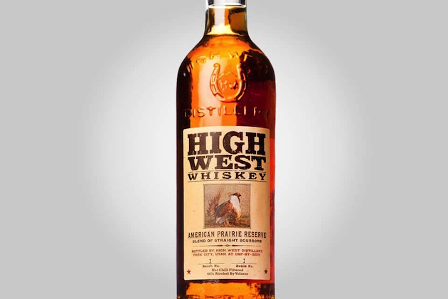 High West American Prairie Reserve Whiskey