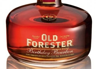 Old Forester Birthday Bourbon 2012