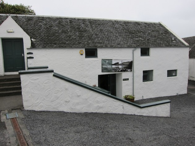 The Malt Mill at Lagavulin
