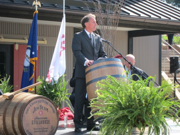 Jim Beam CEO, Matthew Shattock