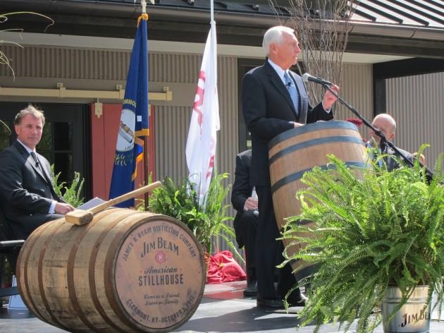 Kentucky Governor Steven L. Beshear