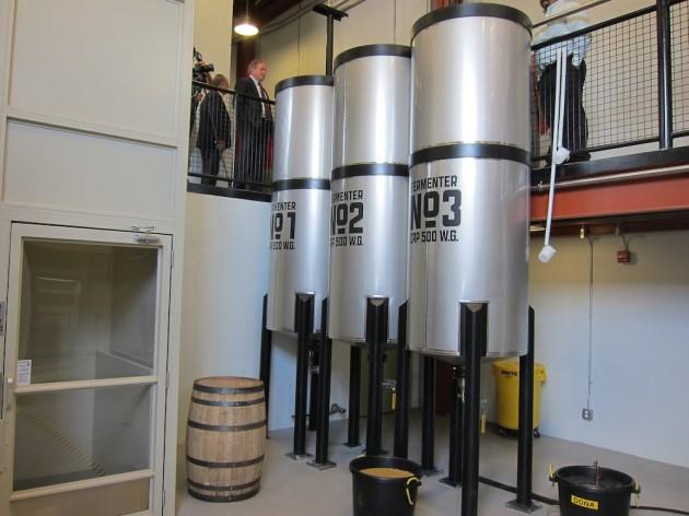 Jim Beam's Small Batch Distillery