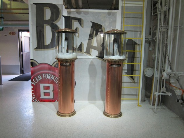 Jim Beam Stills
