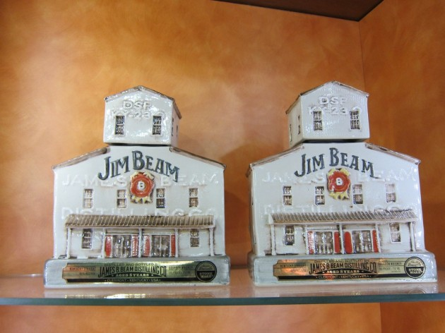 Jim Beam Limited Edition American Stillhouse Decanter