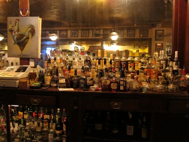 Over 200 Bourbons at Bluegrass Tavern