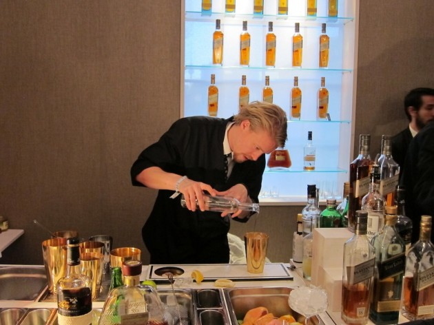 Diageo World Class Cocktails