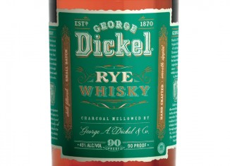 George Dickel Rye Whiskey