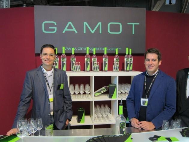 Gamot Bergamot Spirit