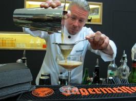 Jaegermeister Flip Cocktail