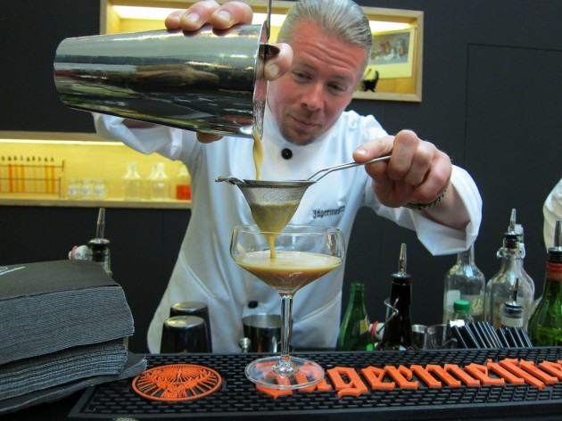 Jaegermeister Flip Cocktail