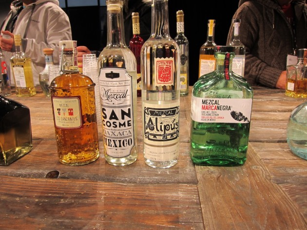 Tequila and Mezcal at The Berlin Bar Show