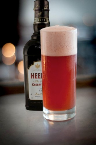Reinventing The Singapore Sling With Cherry Heering
