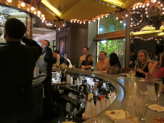 The Carousel Bar at The Monteleone Hotel In New Orleans