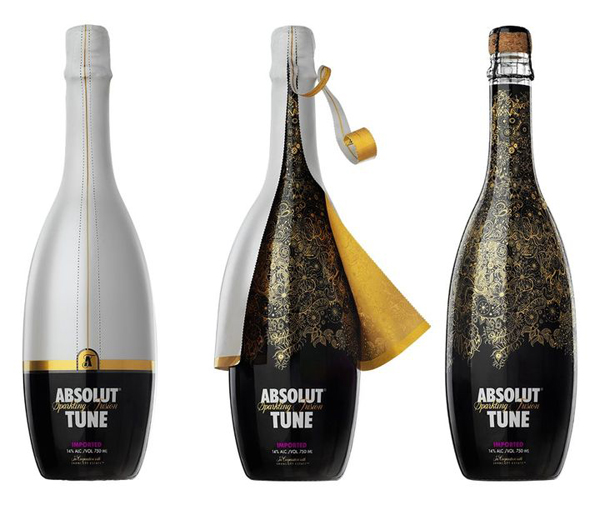 Absolut Tune - Vodka, Wine and Carbonation