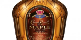 Crown Royal Maple Finished Canadian Whiksy