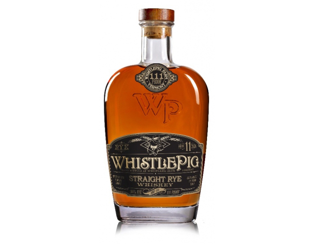 Whistle Pig Triple One Rye Whiskey