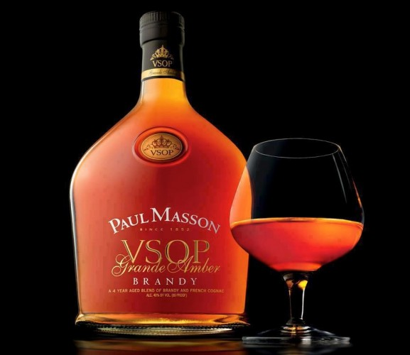 Paul Masson VSOP Grand Amber Brandy