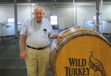Jimmy Russell - Wild Turkey