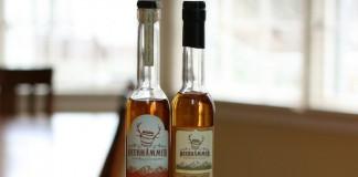 Deerhammer Distilling Brandy and Whiskey