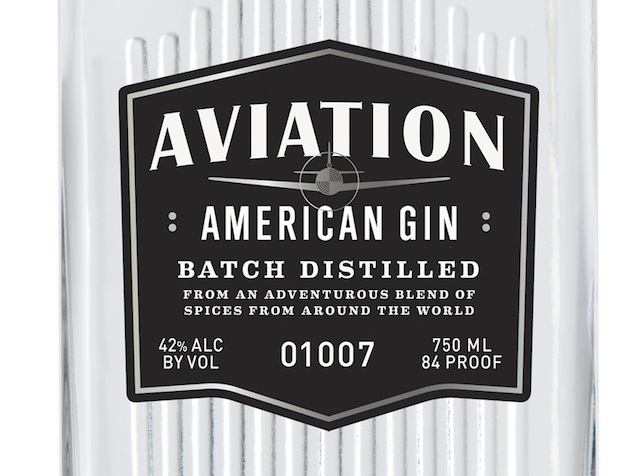 Aviation New Western Dry Gin