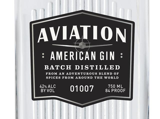Aviation New Western Dry Gin