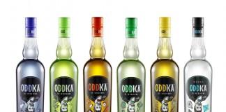 Oddka Odd Vodka