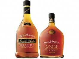 Paul Masson American Brandy Grande Amber VS and VSOP