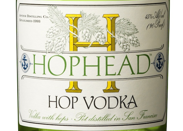 Anchor Distilling Hophead Vodka
