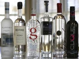 6 Vodkas You've Never Tried