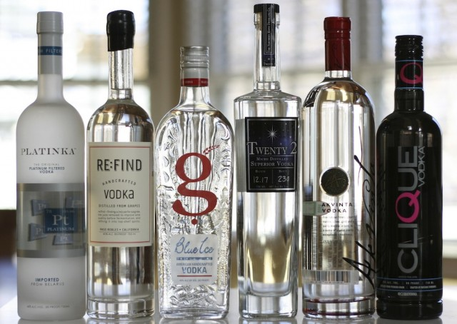 6 Vodkas You've Never Tried