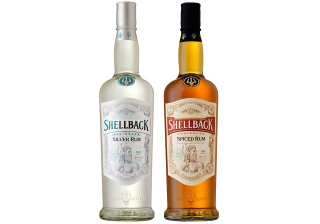 Caribbean Rum Drinks: Shellback Silver And Spiced Rum Review