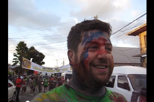 Trinidad Carnival Diary