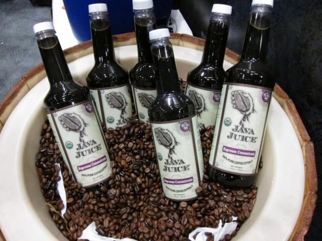Java Juice Espresso Concentrate