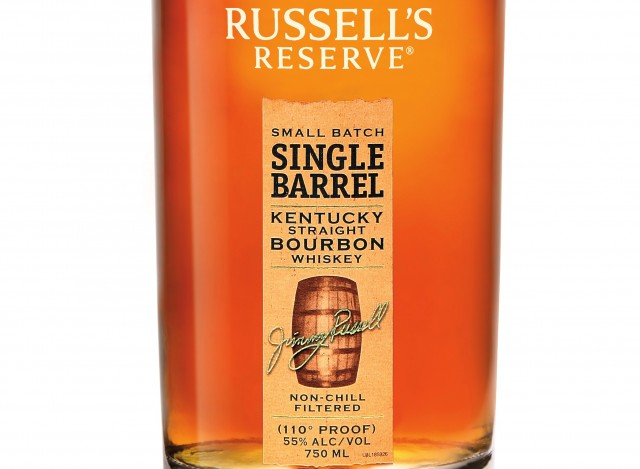 Russell's Reserve Small Batch Single Barrel Bourbon