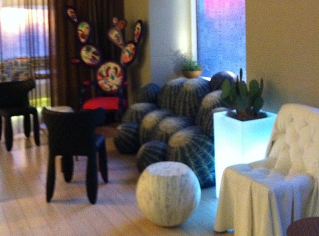 Barmini's Cactus Couch