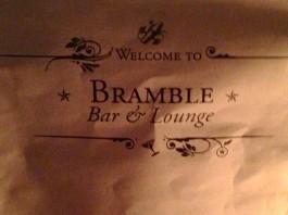 Bramble Bar and Lounge