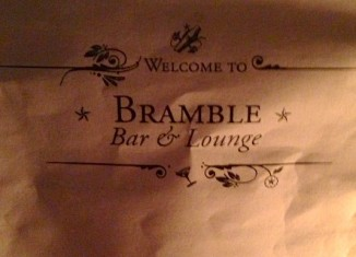 Bramble Bar and Lounge