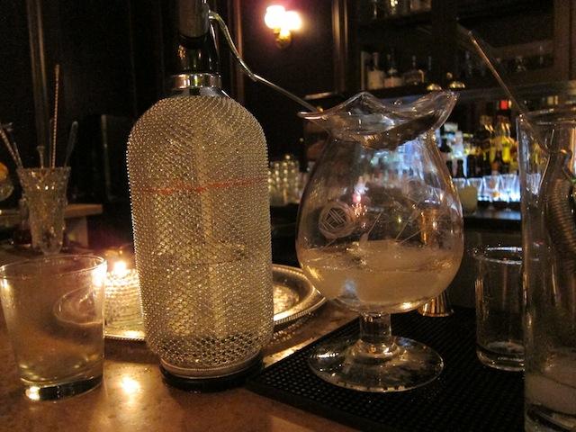 The Regency's Mixing Goblet