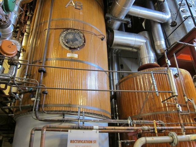 The Copper Still in Åhus