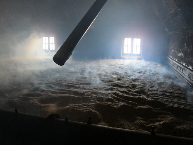 Peat Smoking The Malt