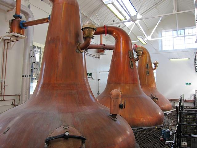 Highland Park Whisky Stills