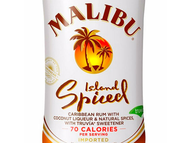 Review malibu island spiced rum drink spirits for Best spiced rum drinks