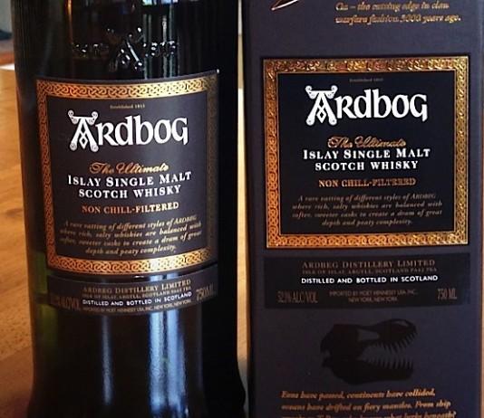 Ardbeg's Ardbog Islay Whisky