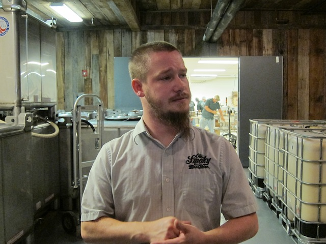 Ole Smoky Distiller Justin King