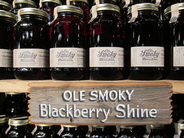 Ole Smoky Blackberry Shine