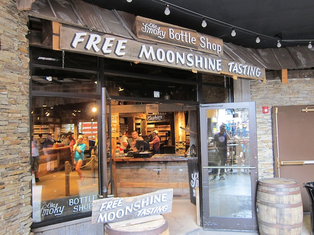 Ole Smoky's Bottle Shop
