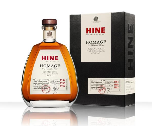Hine Homeage Cognac