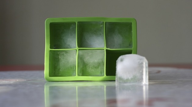 Basics For The Home Bar: Ice