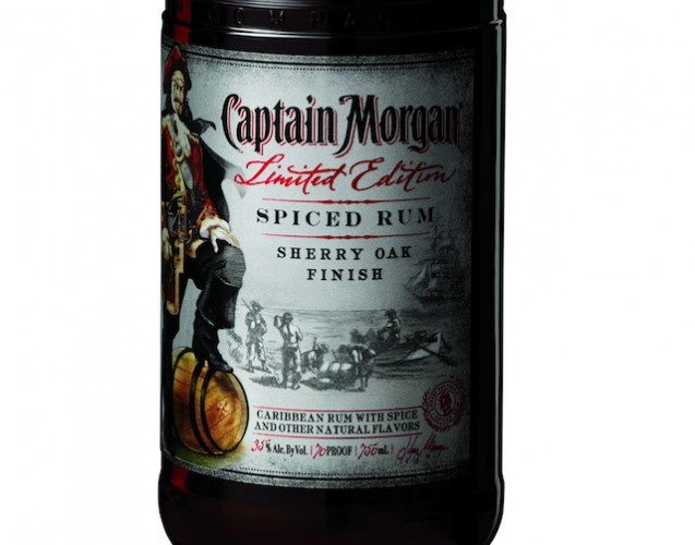 Captain Morgan Limited Edition